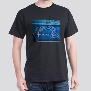 Blue 'Stang Dark T-Shirt