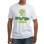 Merge Fitted T-Shirt