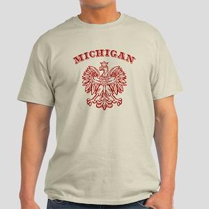 Michigan Polish Light T-Shirt
