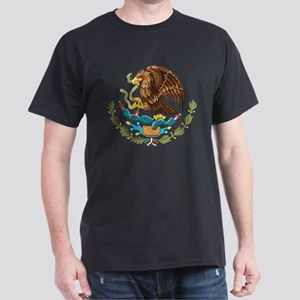 Mexico Coat of Arms Dark T-Shirt