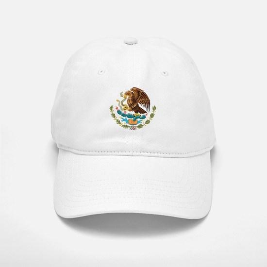 Mexico Coat of Arms Baseball Baseball Cap