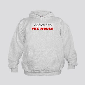 ADDICTED TO THE MOUSE WDW Disney Kids Hoodie