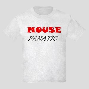 MOUSE FANATIC WDW Disney World Kids Light T-Shirt
