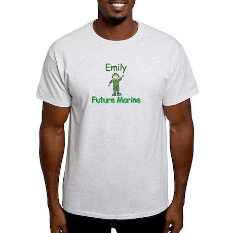 Emily - Future Marine Light T-Shirt