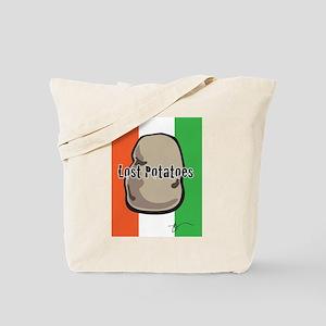 Lost Potatoes Tote Bag