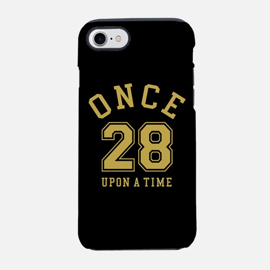 OUAT Once 28 Athletic iPhone 7 Tough Case