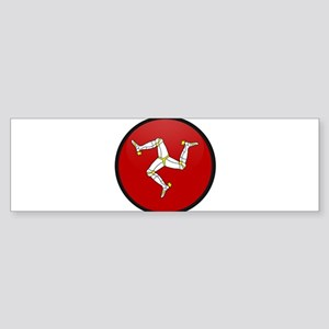 Isle of Man Bumper Sticker