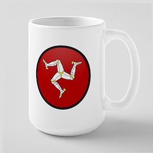 Isle of Man Large Mug