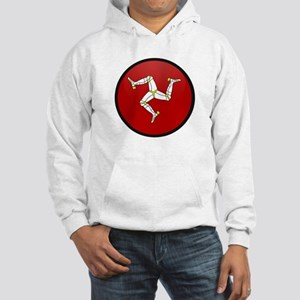 Isle of Man Hooded Sweatshirt