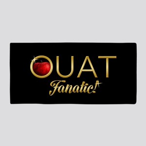 OUAT Fanatic Beach Towel