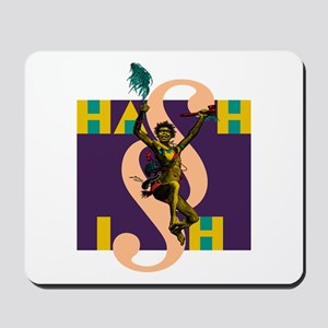 Hash Warrior Mousepad