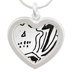 Silver Heart Necklace Necklaces