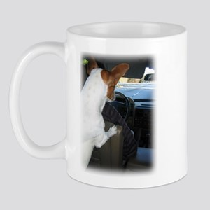 JRT Back Seat Driver Mug