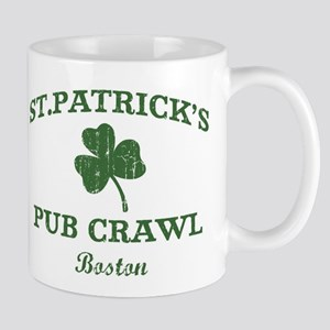 Boston pub crawl Mug