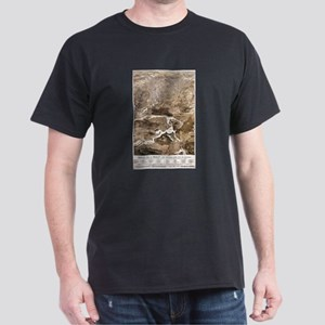 Vintage Map of Berlin Germany (1870) T-Shirt
