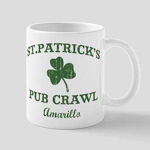 Amarillo pub crawl Mug
