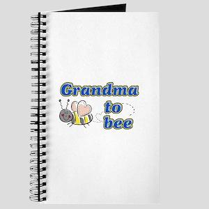 Grandma to bee Journal