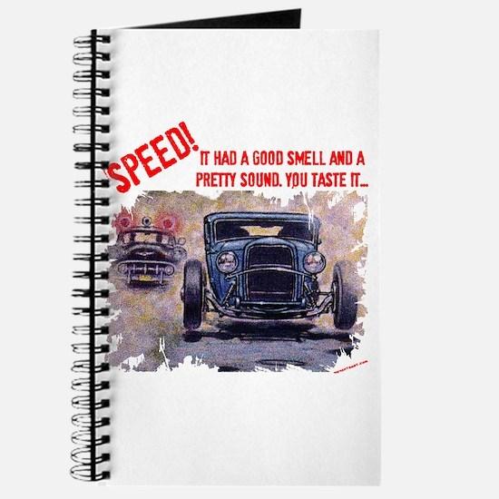 Speed! Journal