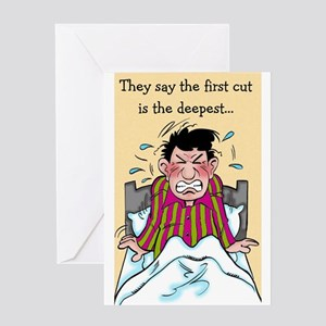 Vasectomy Card! Greeting Cards