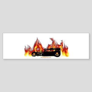 LowBrow1 Bumper Sticker