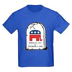 Dance Here Kids Dark T-Shirt