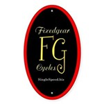 Single speed cycles Sticker (headtube)
