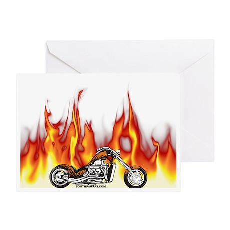 biketest2 Greeting Cards