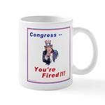 Congress You're Fired! Mug