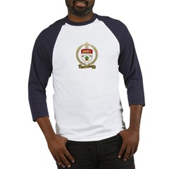 DESRUISSEAUX Family Crest Baseball Jersey