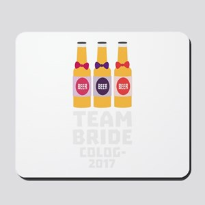 Team Bride Cologne 2017 Cpn32 Mousepad