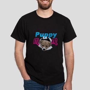Puppy Mom Dark T-Shirt