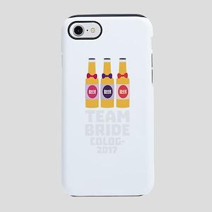 Team Bride Cologne 2017 Cpn32 iPhone 7 Tough Case