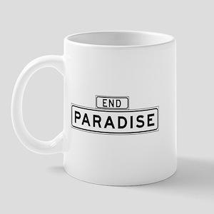 Paradise End, San Francisco Mug