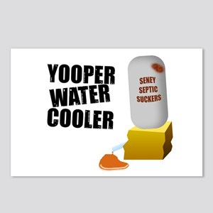 Yooper Water Cooler Postcards (Package of 8)