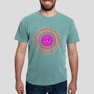 Everything mandala - triangle, flower of l T-Shirt