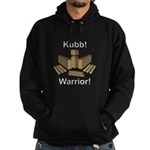 Kubb Warrior Hoodie (dark)