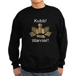 Kubb Warrior Sweatshirt (dark)