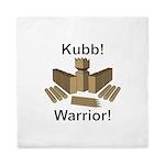 Kubb Warrior Queen Duvet