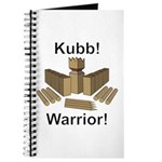 Kubb Warrior Journal