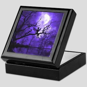 Celestial Night Keepsake Box