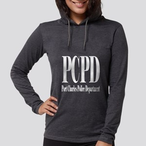 Port Charles Police Department White Letters Long