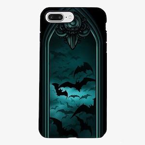 Gothic Bat Window 4 of 6 iPhone 7 Plus Tough Case