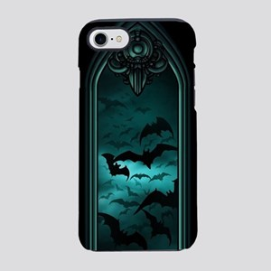 Gothic Bat Window 4 of 6 iPhone 7 Tough Case