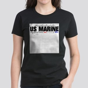Red, white & blue USMC best f Women's Light T-Shir