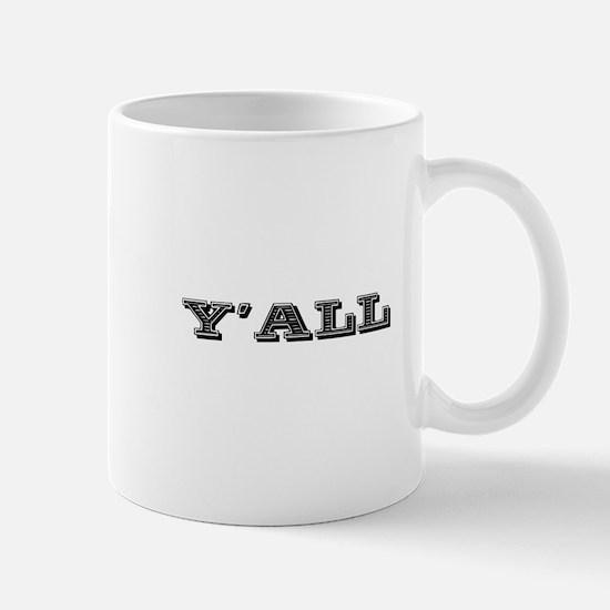 Yall Southern Mugs