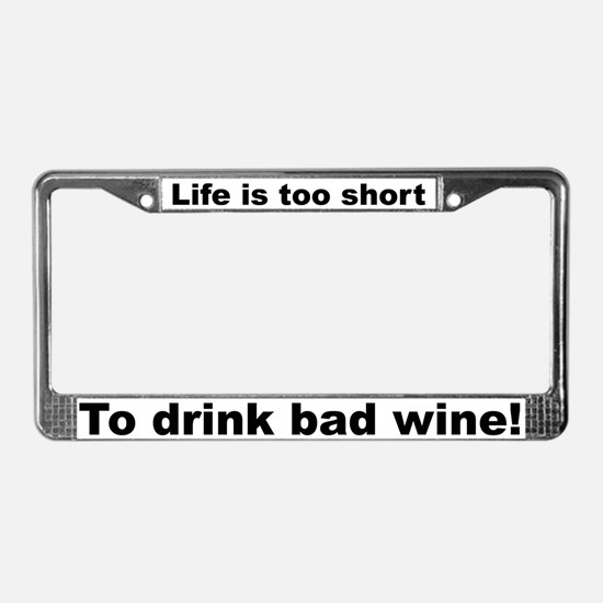 If you must drink and drive.......