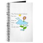 Rainy Day Journal