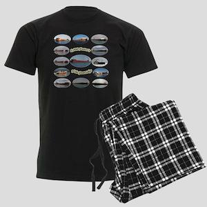 1000 footers on great lakes light Pajamas