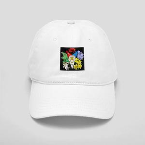 Eastern Star Floral Emblem - Cap