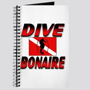 Dive Bonaire (red) Journal
